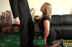جبهة مورو سمينة موشومة من إنجلترا تمارس الجنس في الجحيم