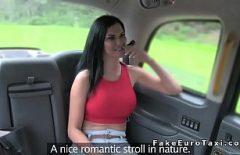 خنفساء على سيارة أجرة ومارس الجنس في المقاصة