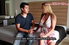 يضاجع المرء زوجة الجار عندما لا يكون في المنزل